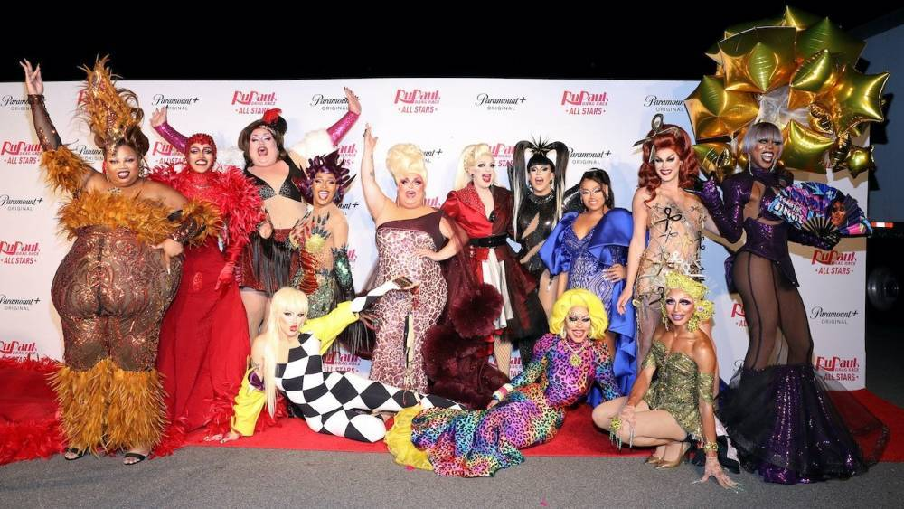 'RuPaul's Drag Race' Renewed for a Soft and Supple Season ...